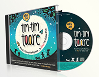 CD Cover & Booklet Design - Tim Tim Taare by Bal bol
