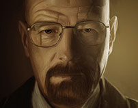 Mr. White portrait