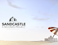 "SandCastle - "" Five Second Project ""Winner"""