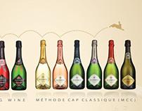 JC Le Roux Easter Range ad