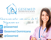 Branding  - GESEMED DOMINICANA