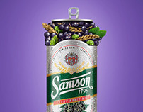 Samson Fruit Mix Beer