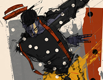 Harlem Swing Posters / Final Set
