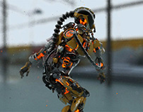 ROBOT_SUNNY_FOR_OIL_PROJECT_2013