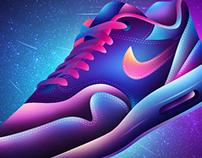 Nike Air-Experiment