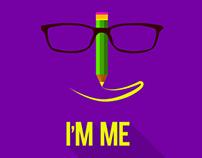 I'M ME | I'M A TYPOGRAPHER