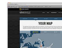 The Genographic Project Microsite