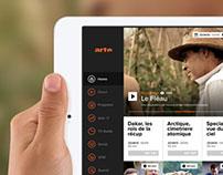 TV iPad Application