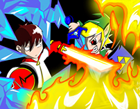 Luca VS Link