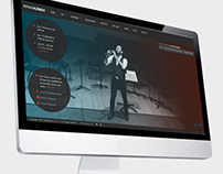 Kinan Azmeh Website