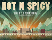 Hot N Spicy - Live from Oslo Concert Hall