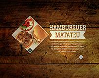 Webdesign - Matateu Petisqueira