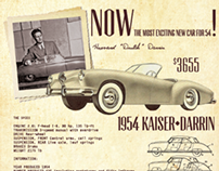 Motor Trend (Poster Design)