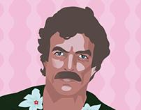 80's Heroes Portraits