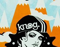 Knog Transalp Challenge Flyer