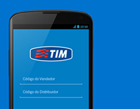 TIM Vendas Out App