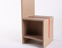 Slotted Chair