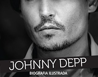 Book | Johnny Depp Biografia Ilustrada | UL (2012)