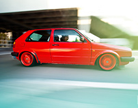 Automotive rig shots