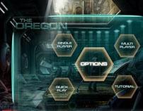 Oregon Files (Clive Cussler) video game menu