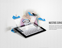 Nextception - Web Design