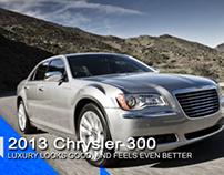 VIDEO (2013 Chrysler 300)
