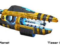 Exo Planet Weapons - SGN
