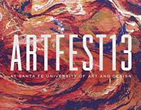 ArtFest13 Catalog Booklets