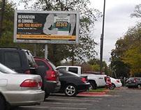 2012 Bearathon Billboard