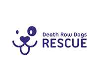 Death Row Dogs Rescue Branding