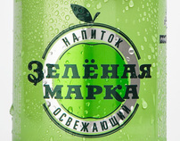 GREEN MARK soft drink