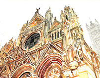 architectural watercolors vol 2