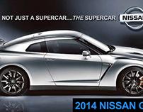 VIDEO (2013 Nissan GTR)