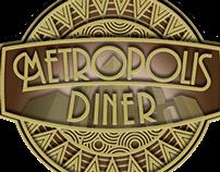Trademark Branding | Metropolis Diner
