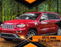 VIDEO (2013 Jeep Grand Cherokee)