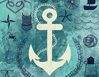 Anchor in Love for Gango Editions