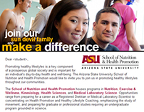 Email: ASU Prospective Student Recruitment