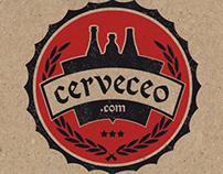 Identidad gráfica de cerveceo.com