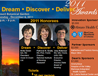 Email: Dream, Discover, Deliver Awards