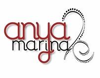 Anya Marina - Branding