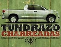 Toyota Tundra - Charreada & Music Tour