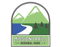 Mission Trails Regional Park – iPad App and Logo Design