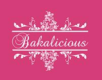 Bakalicious Logo & Website
