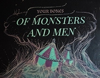 YOUR BONES - Vinilo OF MONSTERS AND MEN