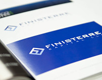 Finisterre - Logo Design + Web Site Design