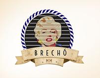 Logo Brechó MM