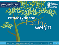Parenting Your Child for a Healthy Weight