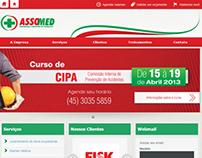 Web Site Design work safety - ASSOMED