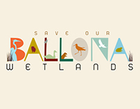 Ballona Wetlands California Branding
