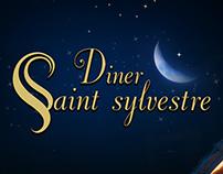 NYE Dinner flyer